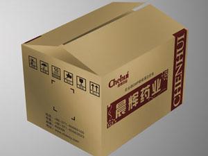 纸箱在生产出来所经过的几个步骤